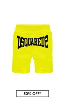 Dsquared2 Kids Boys Cotton Shorts