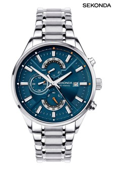 Sekonda Gents Dual Time Watch