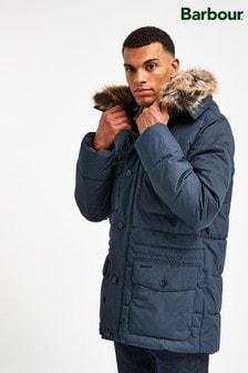 Barbour® Morton Quilted Parka Jacket