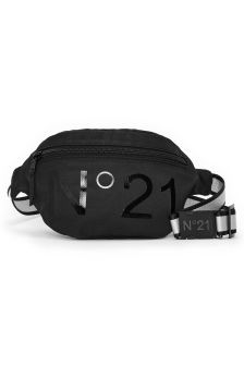 N°21 Kids Black Bag