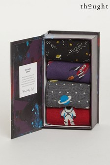 Thought Galactic Sock Box
