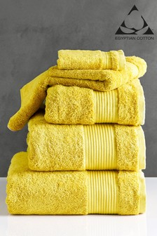 Handdoeken van Egyptisch katoen