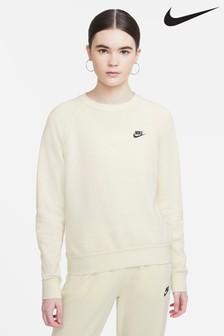 Nike Essential Fleece Sweat Top
