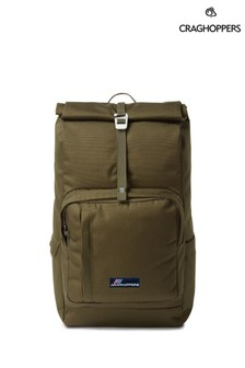 Craghoppers Woodland 26L Kiwi Rolltop Backpack