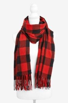 Tartan格紋圍巾