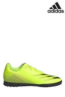 adidas X P4 Kids Turf Football Boots