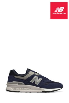 New Balance Black 997 Trainers