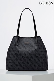 Guess Black Vikky Tote Bag