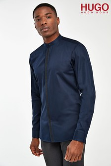 HUGO Blue Elverard Shirt