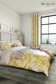 Helena Springfield Bouvardia Floral Duvet Cover and Pillowcase Set