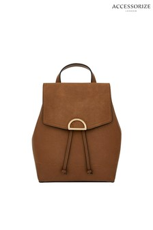 Accessorize Tan Kim Backpack