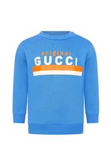 GUCCI Kids Cotton Sweater