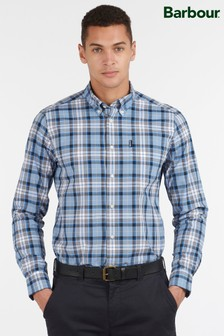 Barbour® Blue Highland Check 39 Tailored Shirt