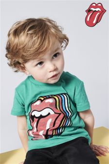 Rolling Stones Short Sleeve T-Shirt (3mths-6yrs)