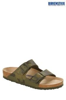 Birkenstock® Camo Print Arizona Sandals