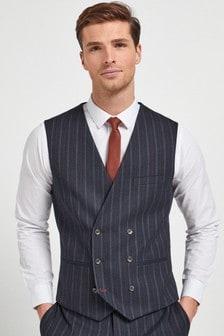 Striped Suit: Waistcoat