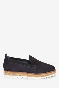 EVA Chunky Sole Slipper Loafers