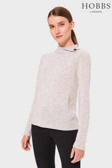Hobbs Grey Talia Sweater