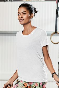 Cross Back T-Shirt