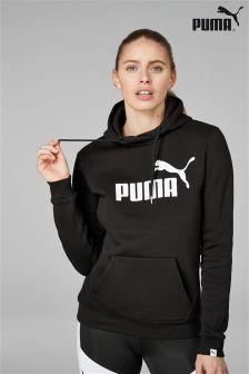 Puma® Black Essential No. 1 Logo Hoody