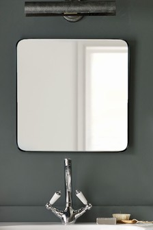 Rounded Square Mirror