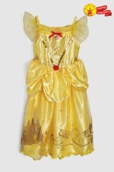 Rubies Yellow Belle Fancy Dress Costume