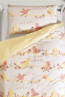 Bird Song Bed Set