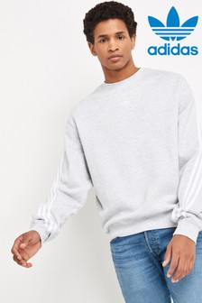 adidas Originals 3 Stripe Wrap Crew Top