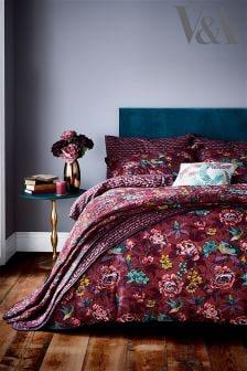 V&A Peony Bed Set