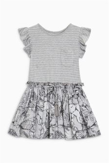 Print Dress (3mths-6yrs)