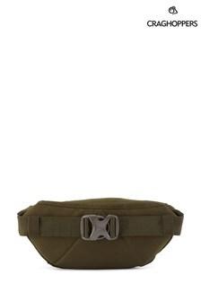 Craghoppers Green 1.5L Kiwi Bum Bag