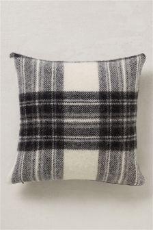 Tartan Wool Cushion
