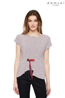 Damsel In A Dress Fitzroy Stripe Top