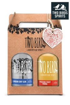 Set of 2 Fledgling Gin & Passionfruit Vodka Gift Set by Two Birds
