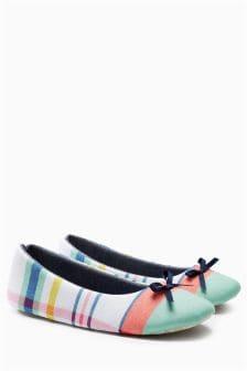 حذاء باليرينا للبيت