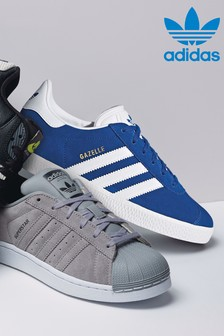 adidas Originals Gazelle, blau