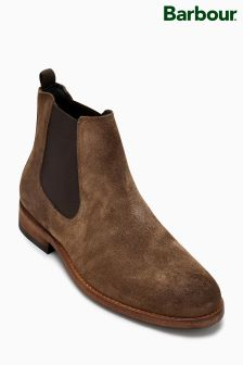 Barbour® Brown Bedlington Chelsea Boot