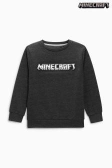 Koszulka z okrągłym dekoltem Minecraft (4-14 lat)