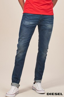 Diesel® Mid Wash 853R Tepphar Carrot Fit Jean