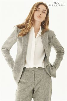 Signature Suit Jacket