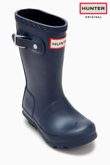 Hunter Original Navy Wellington Boot