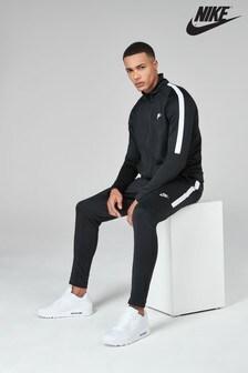Nike Tribute Jogginghose, schwarz