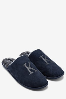 Monogram Slipper
