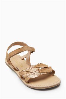 Leaf Sandals (Older)