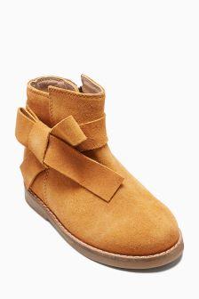 Stiefel mit Schleife (Jüngere Mädchen)