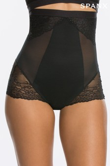 SPANX® Medium Control Spotlight On Lace High Waisted Brief