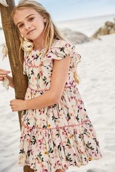 Sukienka wielowarstwowa (1,5-16 lat)