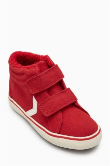 High Top Skate Chukka Boots (Younger)