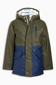 Rubber Anorak (3-16yrs)