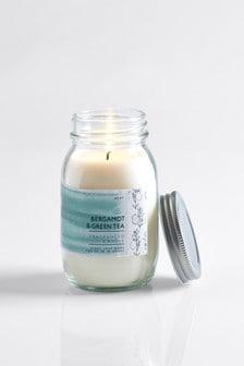 Bergamot & Green Tea Candle Jar